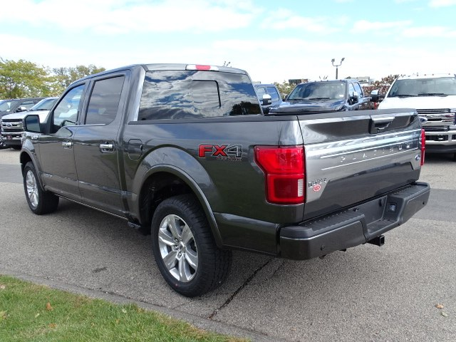 2018 F-150 SuperCrew Cab 4x4,  Pickup #CR4223 - photo 4