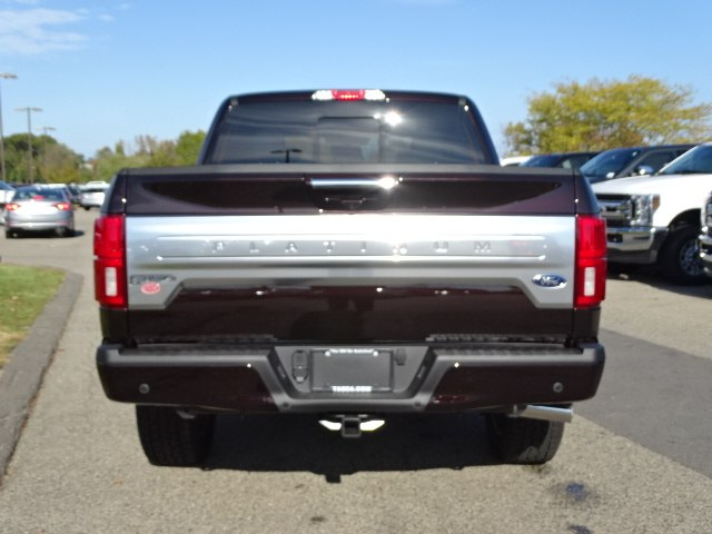 2018 F-150 SuperCrew Cab 4x4,  Pickup #CR4239 - photo 4