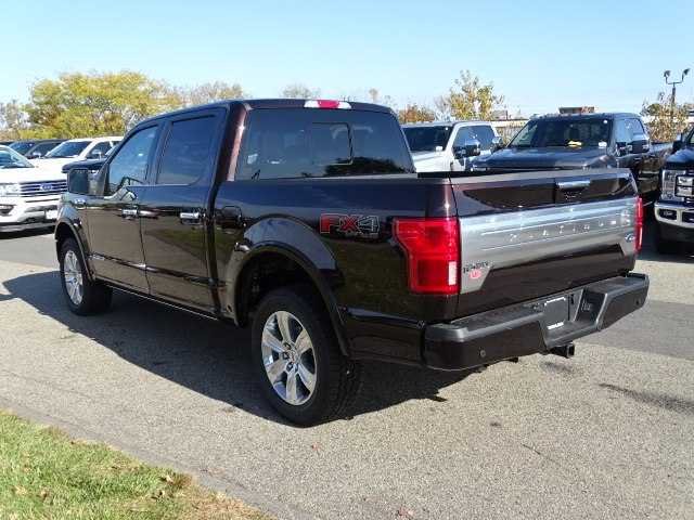 2018 F-150 SuperCrew Cab 4x4,  Pickup #CR4239 - photo 5