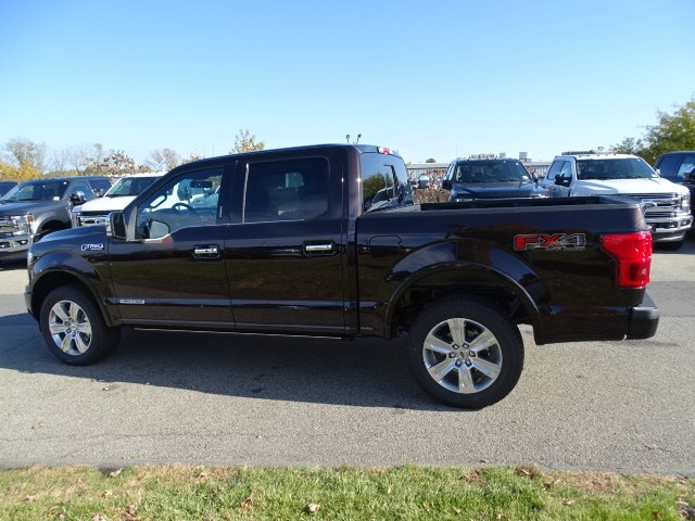 2018 F-150 SuperCrew Cab 4x4,  Pickup #CR4239 - photo 6