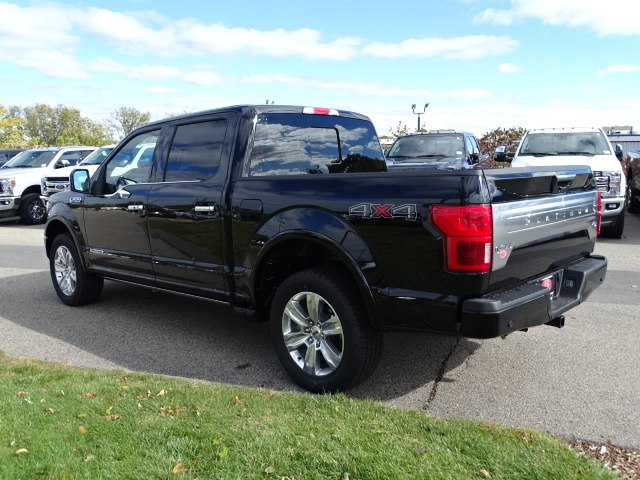 2018 F-150 SuperCrew Cab 4x4,  Pickup #CR4253 - photo 5