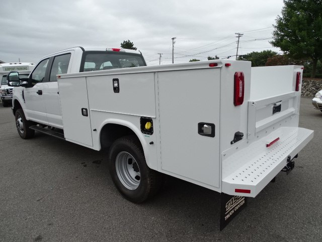 2018 F-350 Crew Cab DRW 4x4,  Knapheide Service Body #CR4372 - photo 2