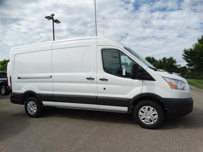 2018 Transit 250 Med Roof 4x2,  Empty Cargo Van #CR4391 - photo 3