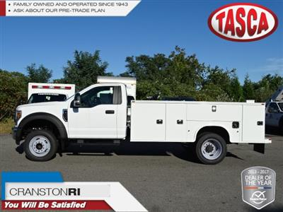 2018 F-450 Regular Cab DRW 4x2,  Knapheide Standard Service Body #CR4421 - photo 1