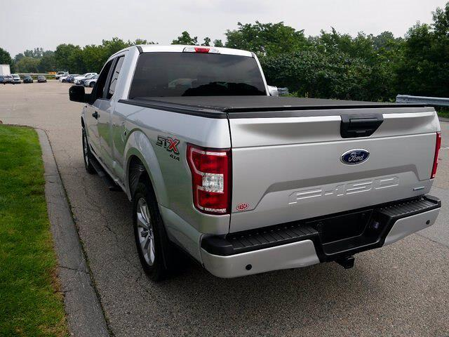 2018 F-150 Super Cab 4x4,  Pickup #CR4430 - photo 4