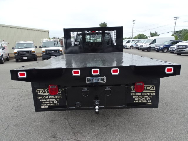 2018 F-350 Regular Cab DRW 4x4,  Knapheide Platform Body #CR4448 - photo 3