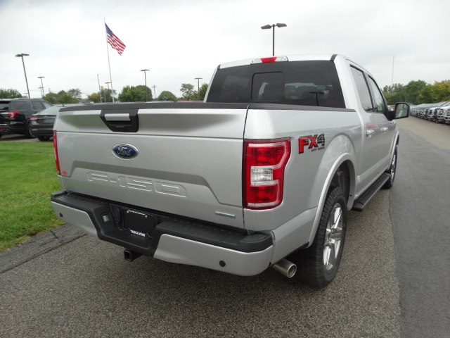 2018 F-150 SuperCrew Cab 4x4,  Pickup #CR4460 - photo 2