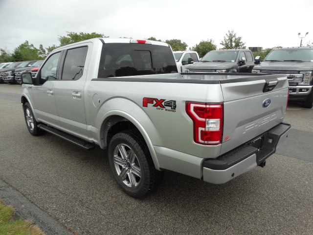 2018 F-150 SuperCrew Cab 4x4,  Pickup #CR4460 - photo 5