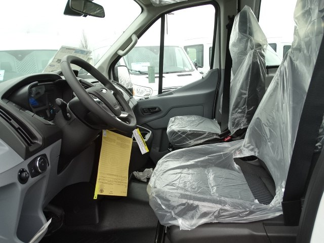 2019 Transit 250 Med Roof 4x2,  Empty Cargo Van #CR4497 - photo 5