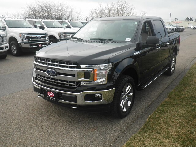 2018 F-150 SuperCrew Cab 4x4,  Pickup #CR4516 - photo 2