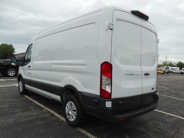 2018 Transit 250 Med Roof 4x2,  Empty Cargo Van #CR4586 - photo 3