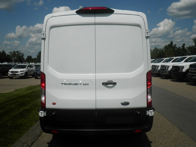 2018 Transit 250 Med Roof 4x2,  Empty Cargo Van #CR4599 - photo 5
