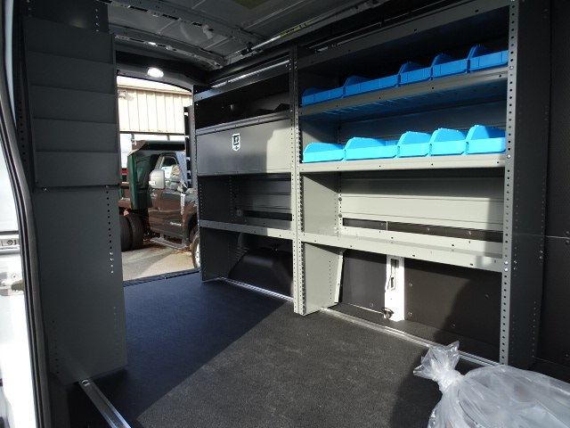2018 Transit 250 Med Roof 4x2,  Empty Cargo Van #CR4616 - photo 3