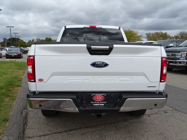 2018 F-150 SuperCrew Cab 4x4,  Pickup #CR4629 - photo 4