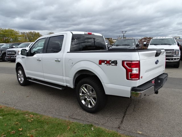 2018 F-150 SuperCrew Cab 4x4,  Pickup #CR4629 - photo 5