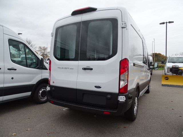 2019 Transit 250 Medium Roof 4x2,  Ranger Design Upfitted Cargo Van #CR4691 - photo 3