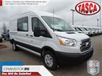 2019 Transit 250 Medium Roof 4x2,  Ranger Design Upfitted Cargo Van #CR4691 - photo 1