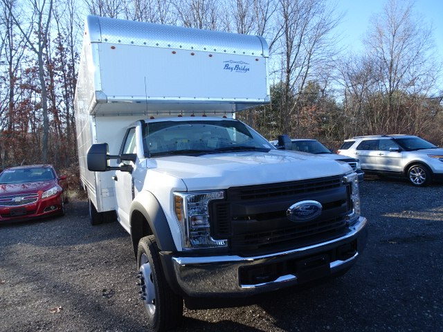 2019 F-450 Regular Cab DRW 4x2,  Bay Bridge Dry Freight #CR4723 - photo 3