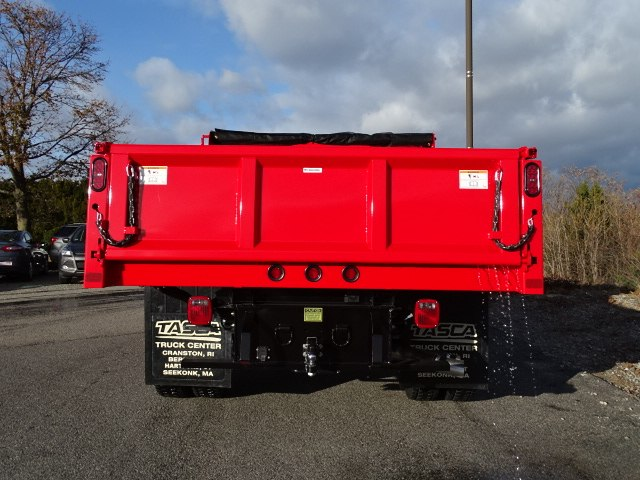 2019 F-450 Regular Cab DRW 4x4,  Rugby Dump Body #CR4747 - photo 3