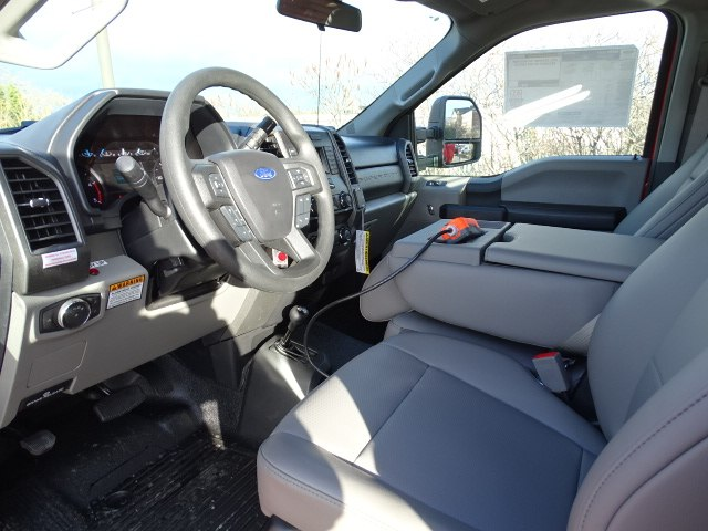 2019 F-450 Regular Cab DRW 4x4,  Rugby Dump Body #CR4747 - photo 4