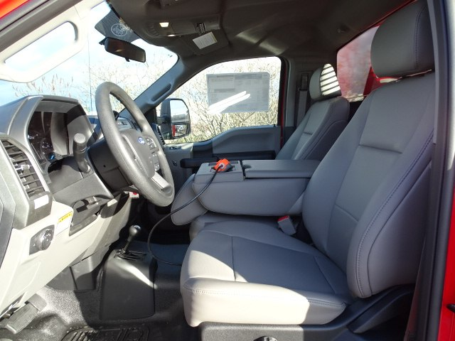 2019 F-450 Regular Cab DRW 4x4,  Rugby Dump Body #CR4747 - photo 5