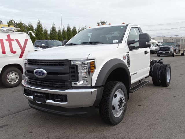2019 F-550 Regular Cab DRW 4x4,  Cab Chassis #CR4769 - photo 3