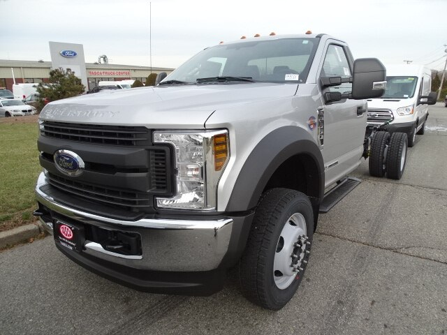 2019 F-550 Regular Cab DRW 4x4,  Cab Chassis #CR4773 - photo 3