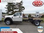 2019 F-550 Regular Cab DRW 4x4,  Cab Chassis #CR4773 - photo 1