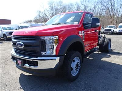 2019 Ford F-550 Regular Cab DRW 4x4, Cab Chassis #CR4785 - photo 3