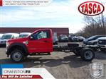 2019 F-550 Regular Cab DRW 4x4,  Cab Chassis #CR4786 - photo 1