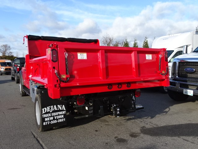 2019 F-550 Super Cab DRW 4x4,  Rugby Dump Body #CR4795 - photo 2