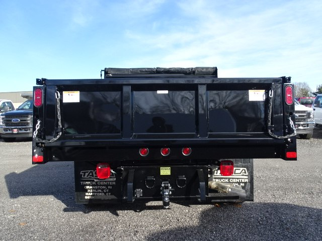 2019 F-550 Regular Cab DRW 4x4,  Rugby Dump Body #CR4895 - photo 2
