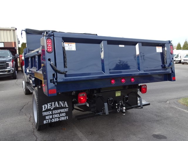 2019 F-450 Regular Cab DRW 4x4,  Rugby Dump Body #CR4950 - photo 2