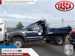 2019 F-450 Regular Cab DRW 4x4,  Rugby Eliminator LP Steel Dump Body #CR4950 - photo 1