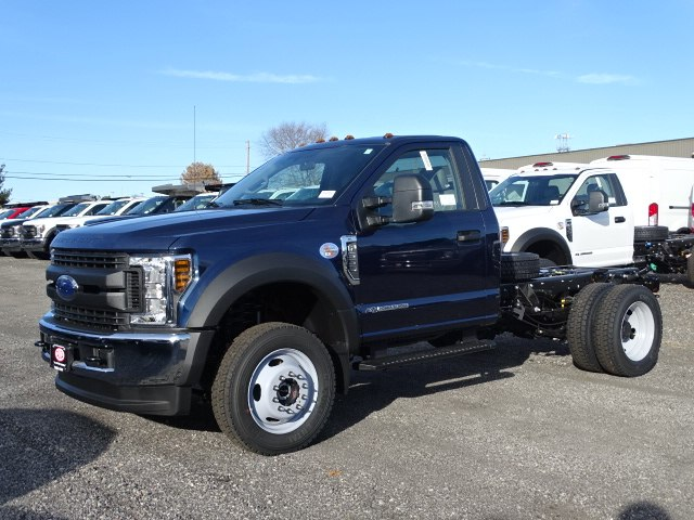 2019 F-550 Regular Cab DRW 4x4,  Cab Chassis #CR4984 - photo 4
