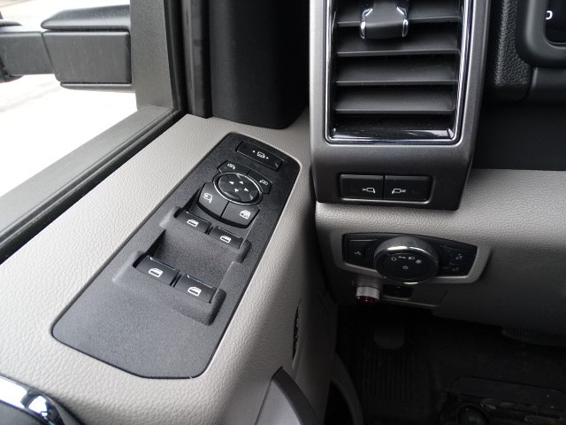 2019 Ford F-550 Super Cab DRW 4x4, Iroquois Brave Series Stainless Steel Dump Body #CGCR4985 - photo 11