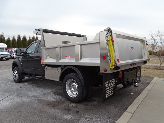 2019 Ford F-550 Super Cab DRW 4x4, Iroquois Dump Body #CGCR4985 - photo 1