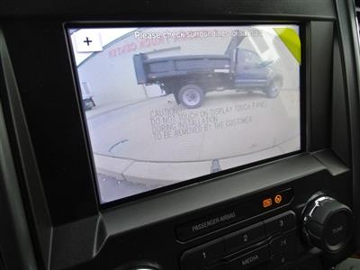 2019 Ford F-550 Super Cab DRW 4x4, Iroquois Brave Series Stainless Steel Dump Body #CGCR4985 - photo 9