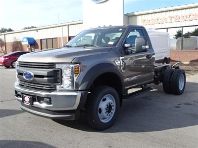 2019 F-550 Regular Cab DRW 4x4,  Cab Chassis #CR4991 - photo 3