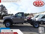 2019 F-550 Regular Cab DRW 4x4,  Cab Chassis #CR4991 - photo 1