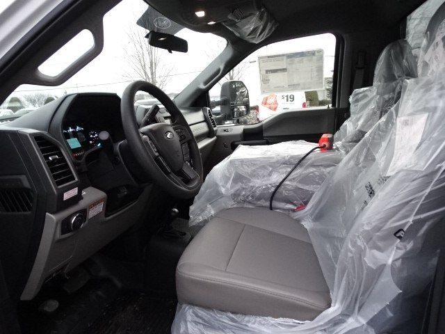 2019 F-450 Regular Cab DRW 4x4,  Rugby Eliminator LP Steel Dump Body #CR5020 - photo 5