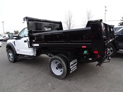 2019 F-450 Regular Cab DRW 4x4,  Rugby Eliminator LP Steel Dump Body #CR5020 - photo 2