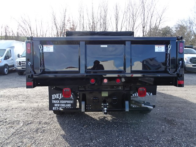 2019 F-450 Regular Cab DRW 4x4,  Rugby Eliminator LP Steel Dump Body #CR5021 - photo 2