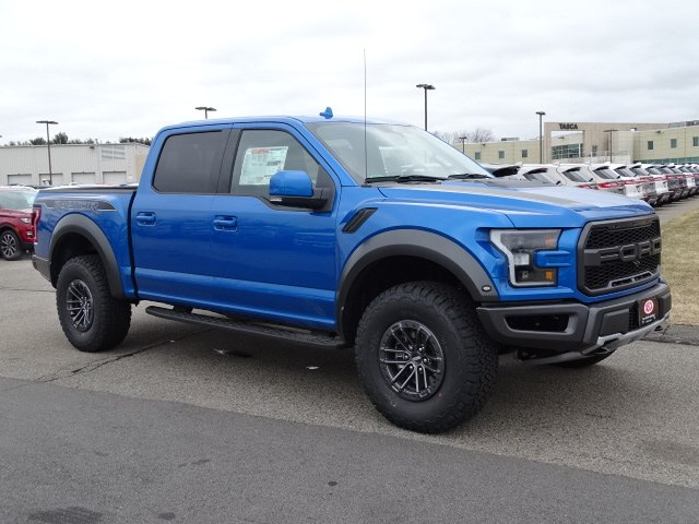 2019 F-150 SuperCrew Cab 4x4,  Pickup #CR5022 - photo 3