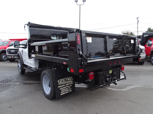 2019 F-550 Regular Cab DRW 4x4,  Rugby Dump Body #CR5072 - photo 2