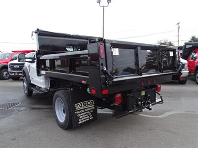 2019 F-550 Regular Cab DRW 4x4,  Rugby Eliminator LP Steel Dump Body #CR5072 - photo 2