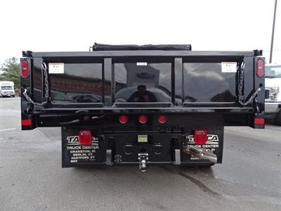 2019 F-550 Regular Cab DRW 4x4,  Rugby Eliminator LP Steel Dump Body #CR5072 - photo 4