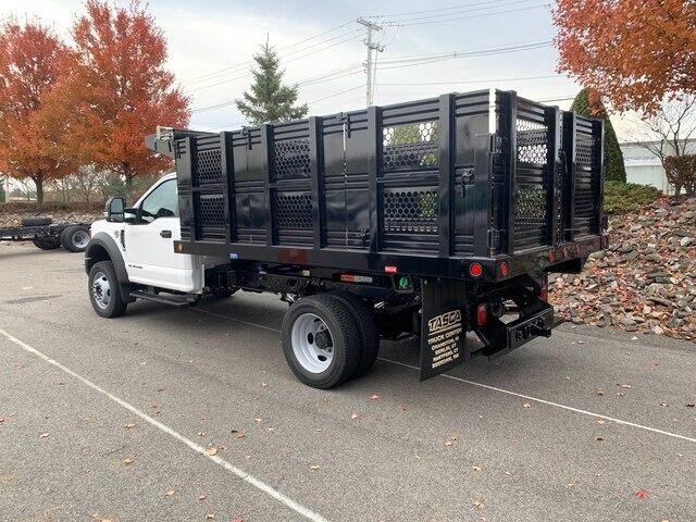 2019 Ford F-550 Regular Cab DRW 4x4, Rugby Eliminator LP Steel Dump Body #CR6154 - photo 2