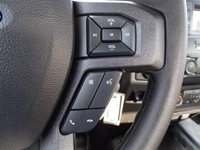 2019 Ford F-550 Regular Cab DRW 4x4, Rugby Eliminator LP Steel Dump Body #CR6154 - photo 10