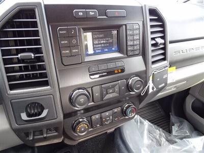 2019 Ford F-550 Regular Cab DRW 4x4, Rugby Eliminator LP Steel Dump Body #CR6154 - photo 7